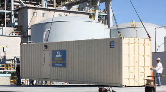 Ro Shipping Container